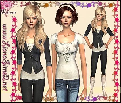 The Sims 2 Updates - 17/10/2010 LianaSims