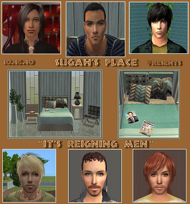 The Sims 2 Updates - 17/10/2010 Sugah