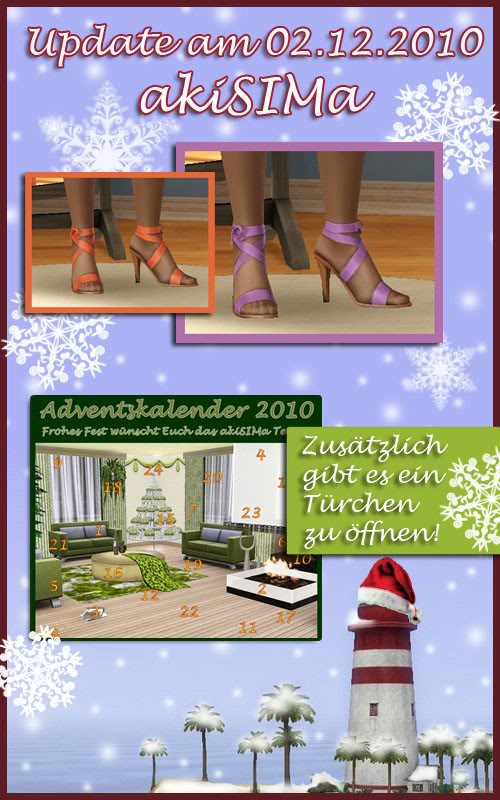 The Sims 3 Updates - 02/12/2010 Akisima1