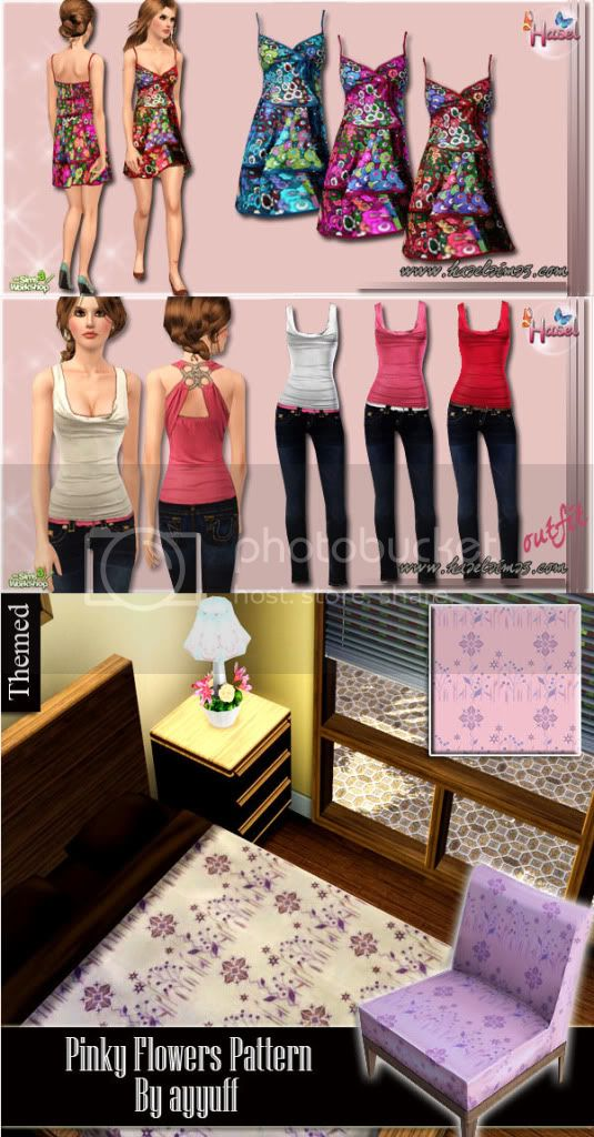 The Sims 3 Updates - 02/12/2010 Hasel