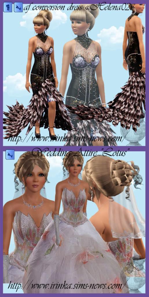 The Sims 3 Updates - 02/12/2010 Irinka
