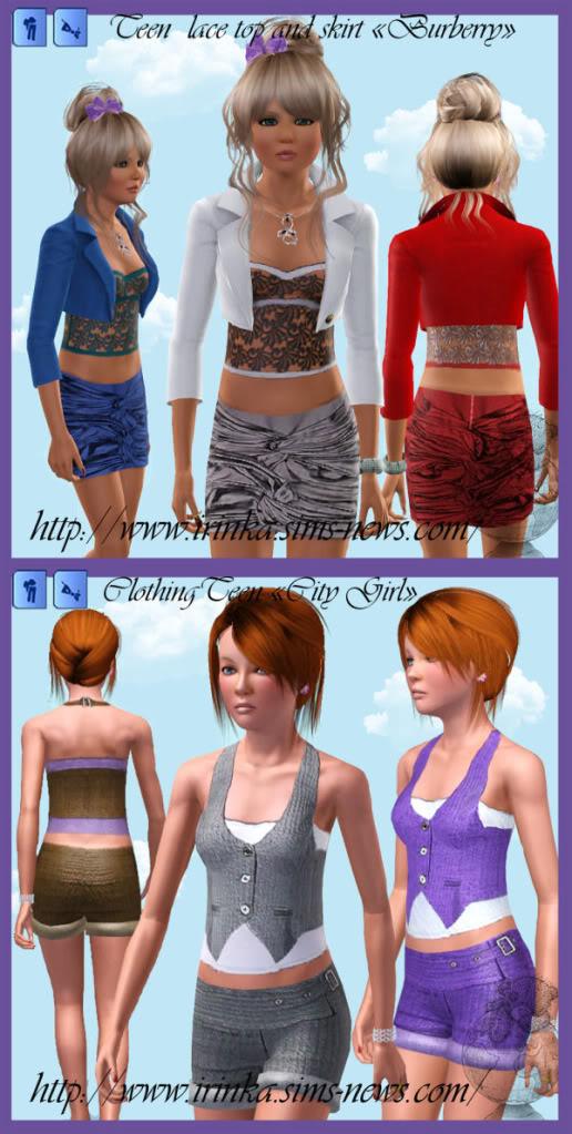 The Sims 3 Updates - 02/12/2010 Irinka2