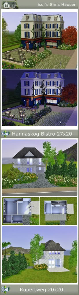The Sims 3 Updates - 02/12/2010 Isor