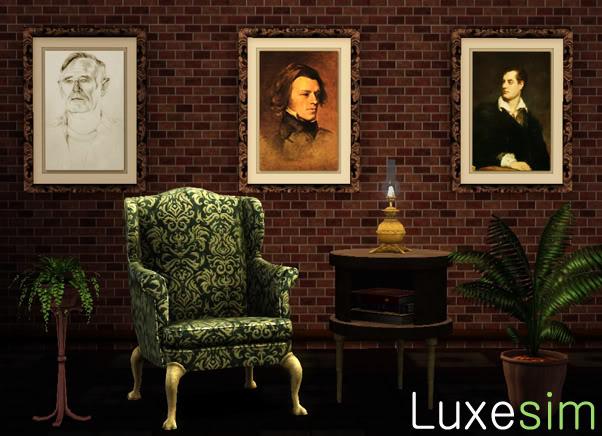The Sims 3 Updates - 02/12/2010 Luxesim
