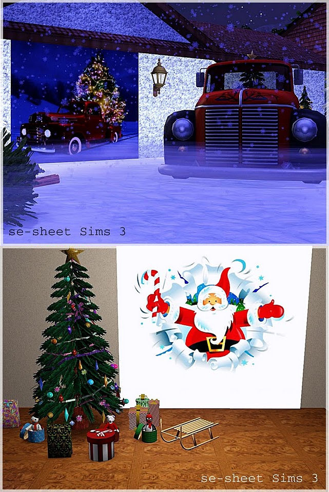 The Sims 3 Updates - 02/12/2010 Se-sheet