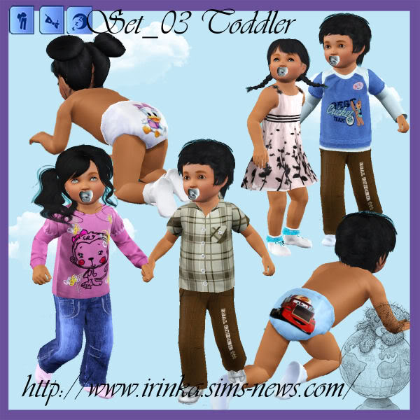 The Sims 3 Updates - 05/11/2010 Irinka