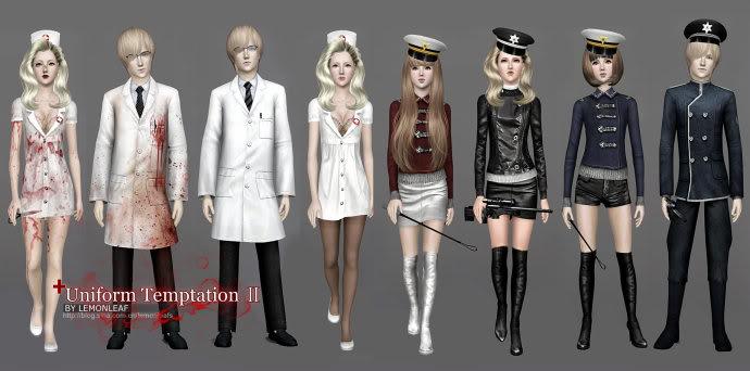 The Sims 3 Updates - 05/11/2010 Lemonleaf