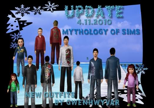 The Sims 3 Updates - 05/11/2010 Mythology