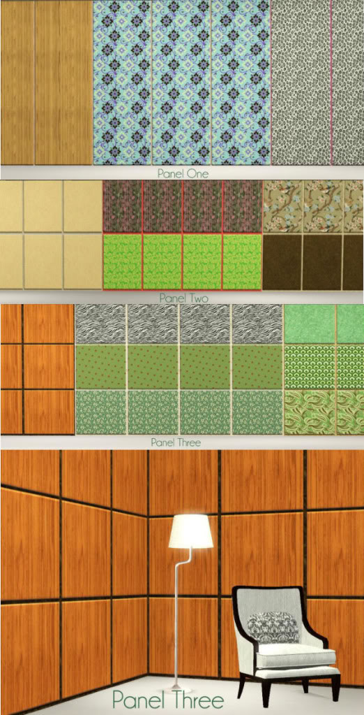 The Sims 3 Updates - 06/01/2011 MTS2_panelwall