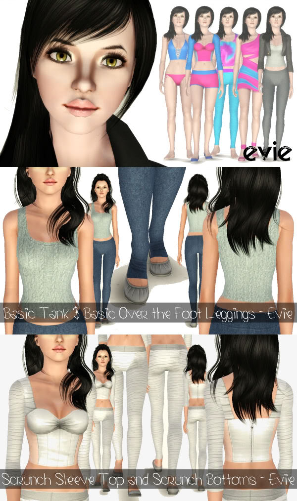 The Sims 3 Updates - 06/01/2011 Evie