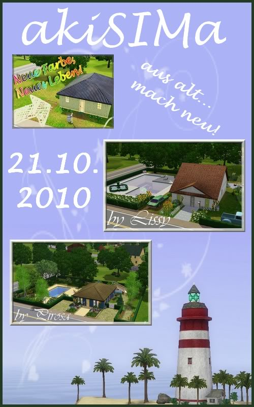 The Sims 3 Updates - 23/10/2010 Akisima