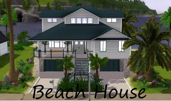 The Sims 3 Updates - 29/10/2010 MTS2_Gena1985_Beach_House