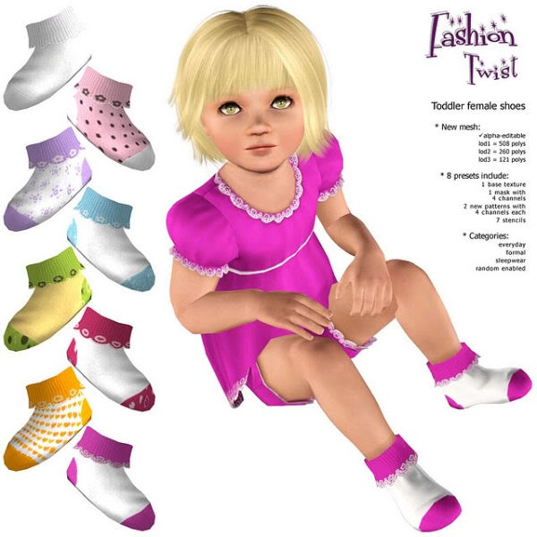 The Sims 3 Updates - 29/10/2010 Fashiontwist