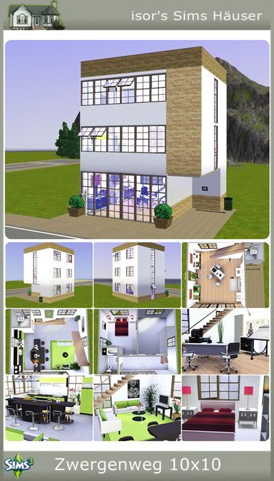 The Sims 3 Updates - 29/10/2010 Isor