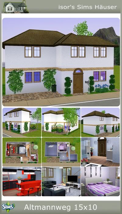 The Sims 3 Updates - 29/10/2010 Isor2