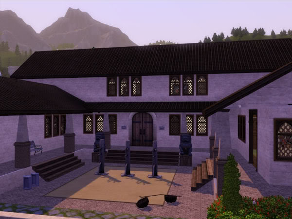 The Sims 3 Updates - 29/10/2010 Rabiere