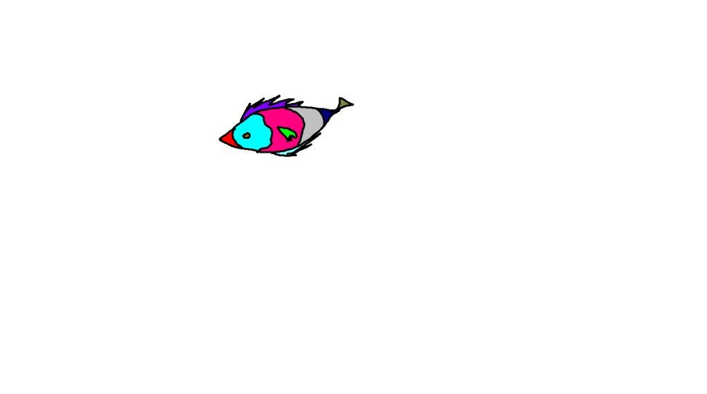 MORE OF MY ART ( LINE ART ONLEH ) Myfishy
