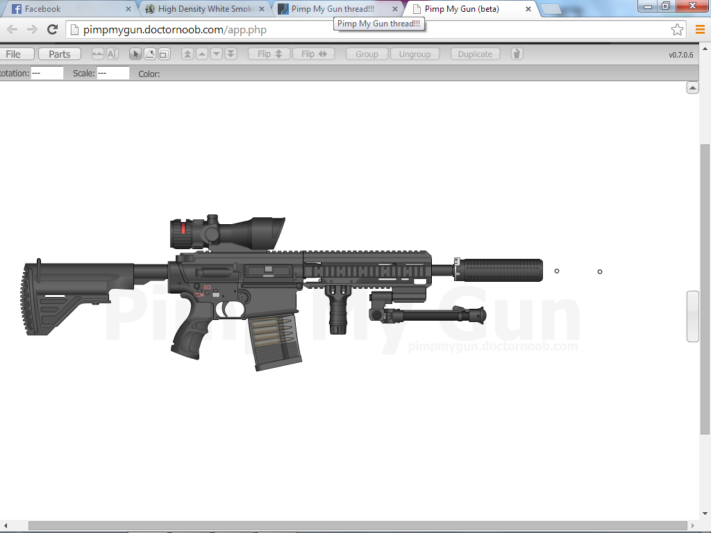Pimp My Gun thread!!! HK417_zps01d82cd5