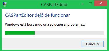 Creación de maquillaje de rostro completo (CAS Texture + unitool) [Intermedio] parte 1 Windows8Error