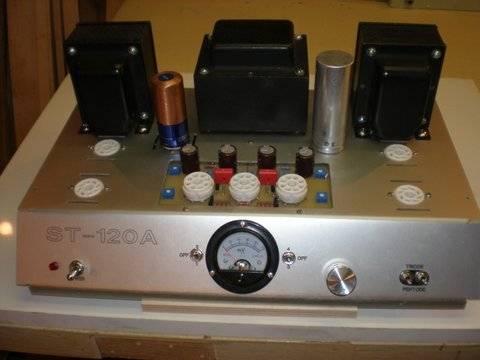 ST120 w/bias meter photo ST-120 with bias meter_1.jpg