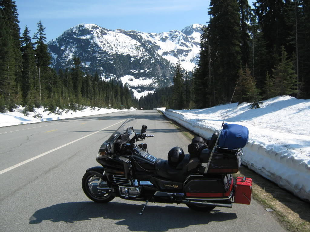 Anyone Plan to Upgrade to Goldwing? - Page 2 NCascadesPass
