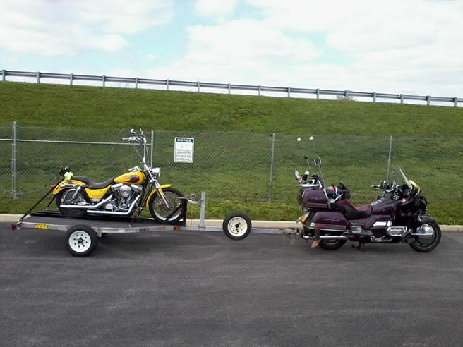 Insurance with Darkside tire Harleytrailers2