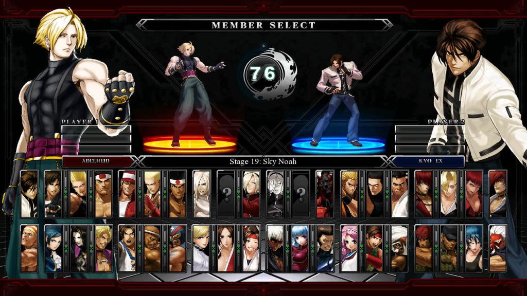 Kof XIII Collection Screenshot01