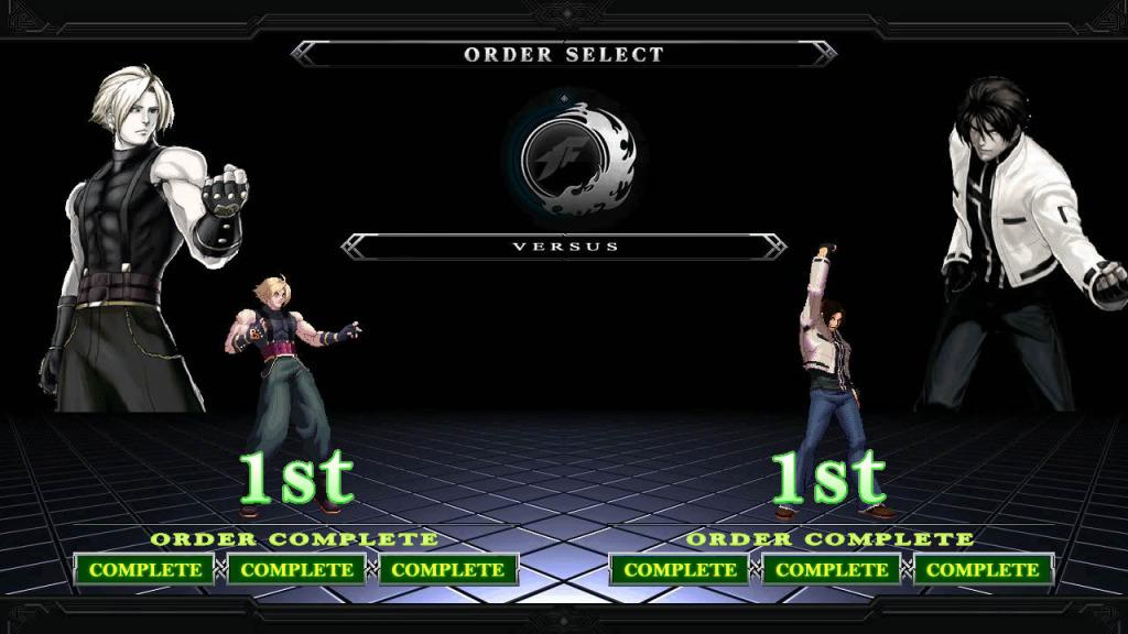 Kof XIII Collection Screenshot02