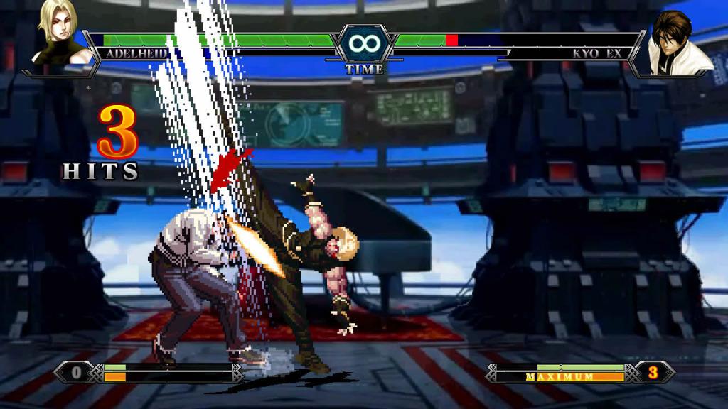 Kof XIII Collection Screenshot03