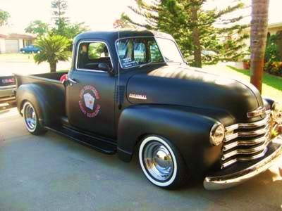 The Flat/Satin Black Thread 1948-chevy-truck-28500-obo-46136