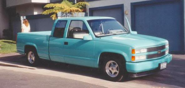 """Project """"Green Machine"""" Chevy-1"""