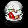 Nhà tuyết - kaka vay tặng
