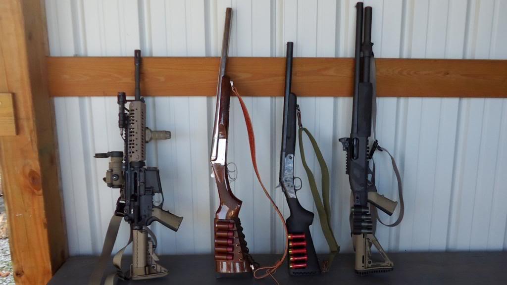 Drill de rechargement pour un fusil à 1 coup R331