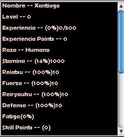 Guia By Santiago Stats
