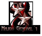 Major General 1st