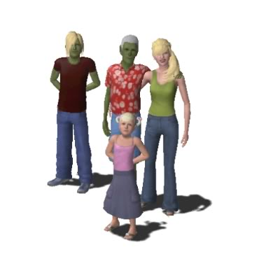 Clayworld's Sims Smiths