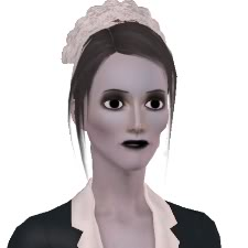Clayworld's Sims BoneHilda