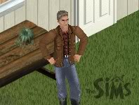 Clayworld's Sims Brad