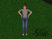 Clayworld's Sims Daniel
