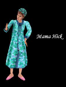 Clayworld's Sims Mama_Hick_with_text