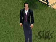 Clayworld's Sims Mortimer