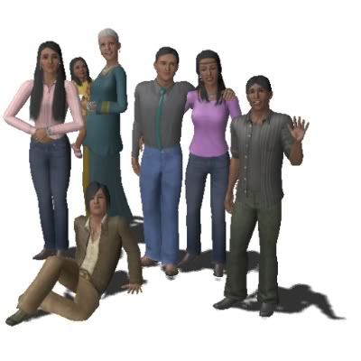 Clayworld's Sims Original7