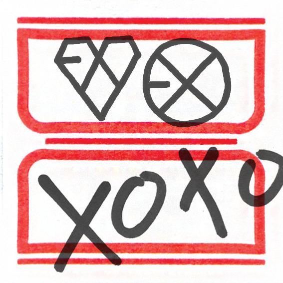 EXO XOXO (Kiss&Hug) KMP03002059