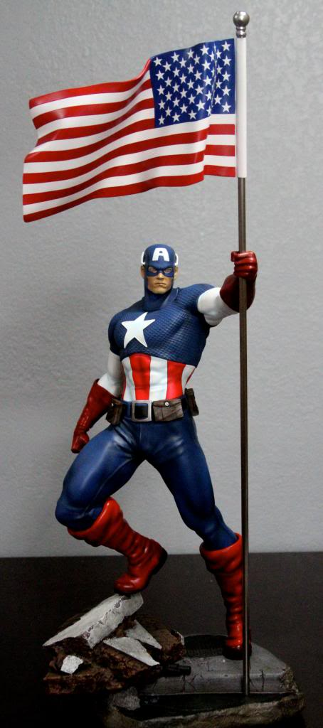 Premium Collectibles : Captain America - Comics Version IMG_4616_zps83817740