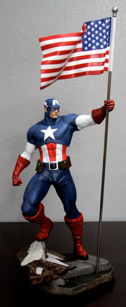 Premium Collectibles : Captain America - Comics Version IMG_4617_zps9417607a