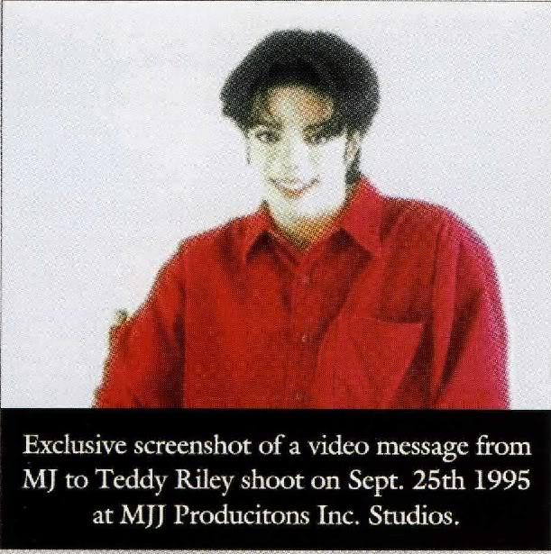 Raridades: Somente fotos RARAS de Michael Jackson. - Página 4 Mikebambi