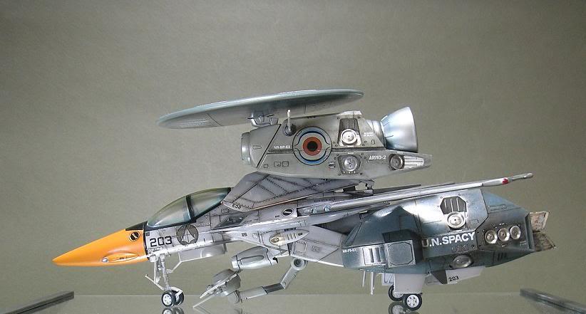 VE- 1 Elintseeker, Macross 1/72 Hasegawa 33