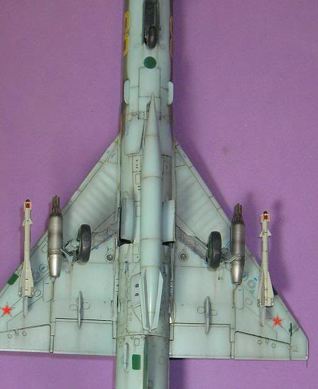 MiG-21 SMT, Eduard, 1/48 36-2