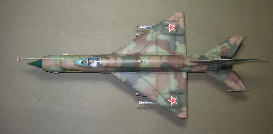 MiG-21 SMT, Eduard, 1/48 37-2