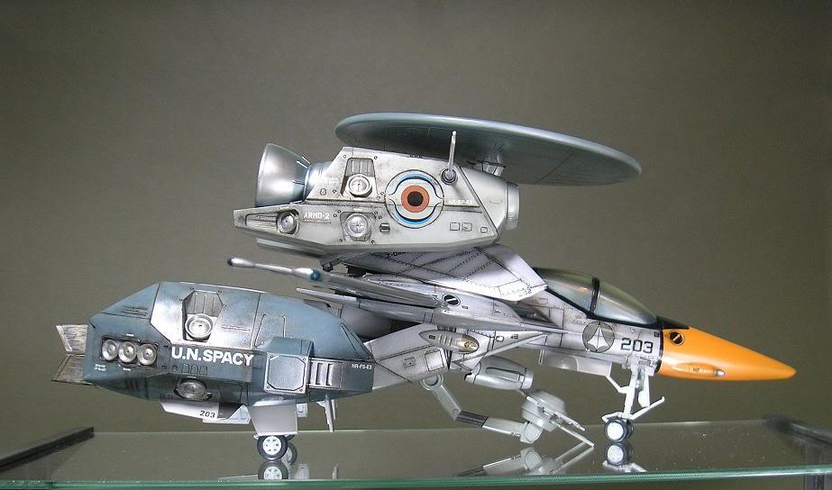 VE- 1 Elintseeker, Macross 1/72 Hasegawa 39-1